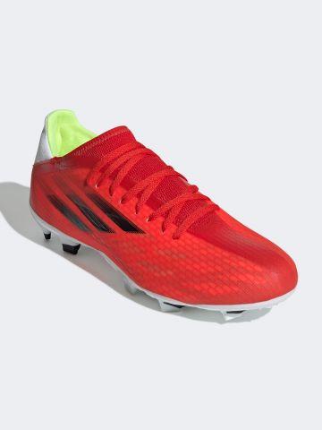 נעלי כדורגל X Speedflow 3 Fg / גברים של ADIDAS Performance