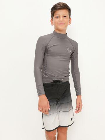 מכנסי בגד ים בהדפס אומברה של BILLABONG