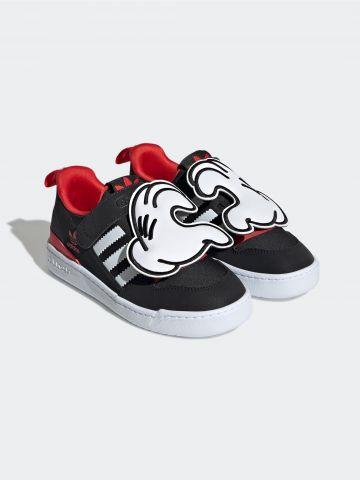 נעלי סניקרס מיקי מאוס Forum 360 / בייבי בנות של ADIDAS Originals