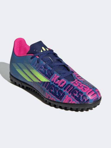 נעלי כדורגל מולטי קולור X Speedflow Messi 4 TF J / בנים של ADIDAS Performance