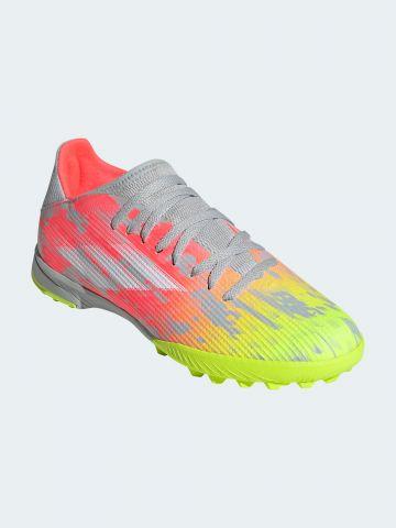 נעלי כדורגל X Speedflow 3 TF J / בנים של ADIDAS Performance