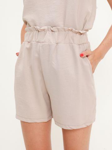 מכנסיים קצרים פייפרבאג של YANGA