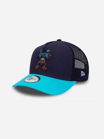 כובע מצחייה עם רקמת לוני טונס / בנים של NEW ERA