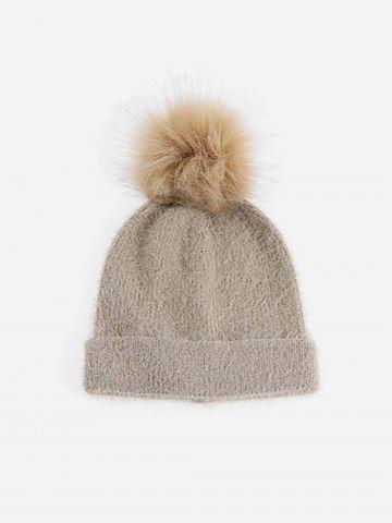 כובע גרב עם פונפון / נשים של LALINE