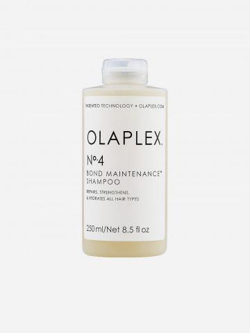 "NO.4 שמפו לשיקום השיער 250 מ""ל של OLAPLEX"