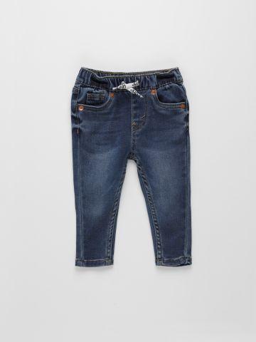 ג'ינס בשילוב שרוכי קשירה / 3M-9M של LEVIS