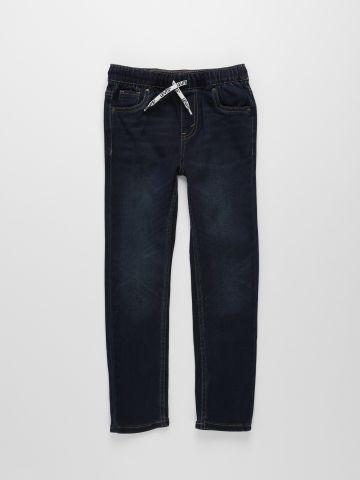 ג'ינס ארוך עם גומי / 1Y-8Y של LEVIS
