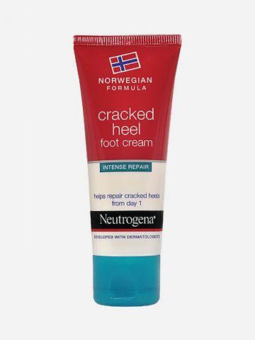 קרם רגליים מתקן מהסדרה הנורבגית Norwegian Formula For Intens Repair Foot Cream של NEUTROGENA
