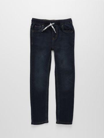 ג'ינס ארוך עם גומי / בנים של LEVIS