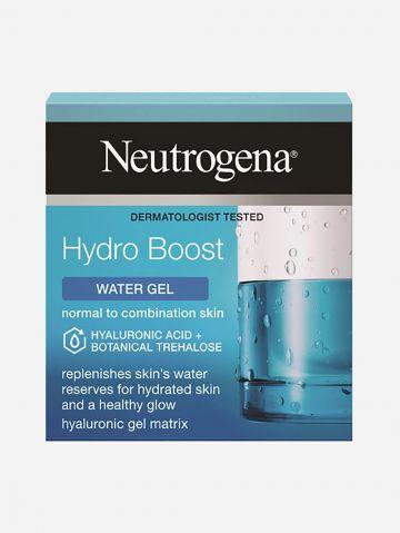 הידרובוסט ג'ל מים Hydroboost Water Gel Moisturizer של NEUTROGENA