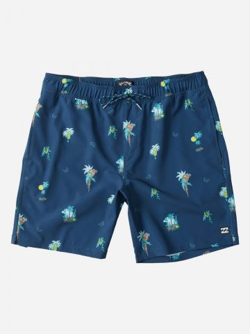מכנסי בגד ים בהדפס תוכים / בנים של BILLABONG