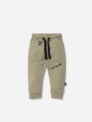 מכנסיים עם כיתוב / 0-5Y של SHILAV