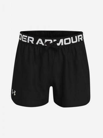 מכנסי אימון קצרים עם לוגו / בנות של UNDER ARMOUR