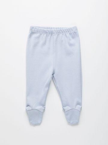 מכנסיים עם רגליות / 0-9M של THE CHILDREN'S PLACE