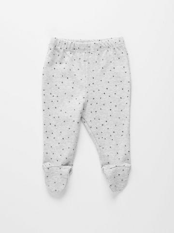 מכנסיים בהדפס עם רגליות / 0-24M של THE CHILDREN'S PLACE