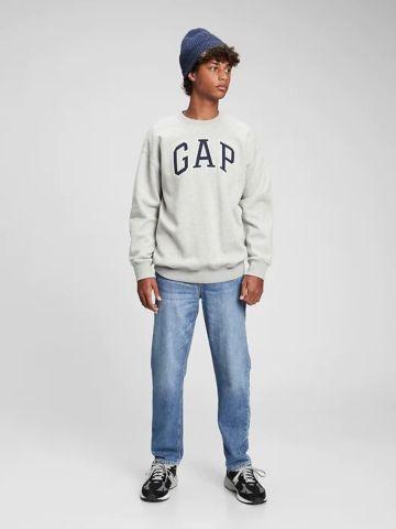 ג'ינס בגזרה ישרה של GAP