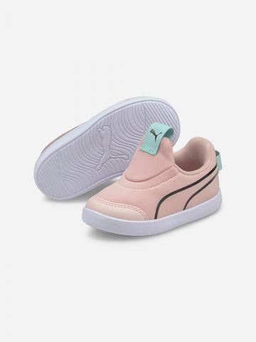נעלי Courtflex V2 / בייבי בנות של PUMA