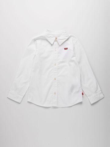 חולצה מכופתרת עם רקמת לוגו / בנים של LEVIS