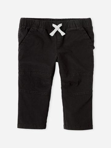 ג'ינס בשילוב שרוך קשירה / 9M-4Y של THE CHILDREN'S PLACE