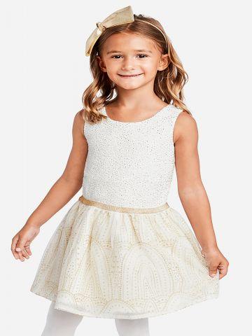 שמלת בהדפס נקודות מנצנצות / 6M-5Y של THE CHILDREN'S PLACE