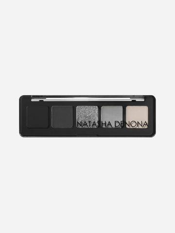 פלטת צלליות לעיניים בגודל מיני Mini Xenon Eyeshadow Palette של NATASHA DENONA