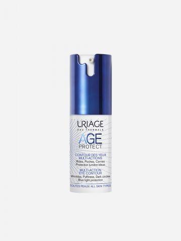 קרם עיניים רב תועלתי Age Protect Multiaction Eye Contour של URIAGE