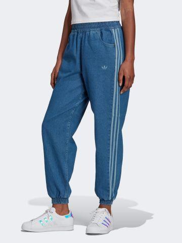 ג'ינס בסגנון טרנינג של ADIDAS Originals