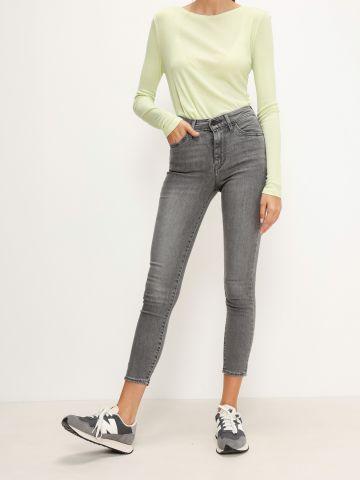 ג'ינס בגזרת High Rise של LEVIS