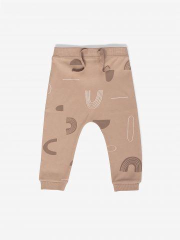 מכנסיים ארוכים בהדפס / 0-24M של MINENE