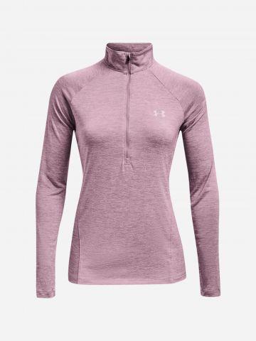 חולצת אימון ארוכה / נשים של UNDER ARMOUR