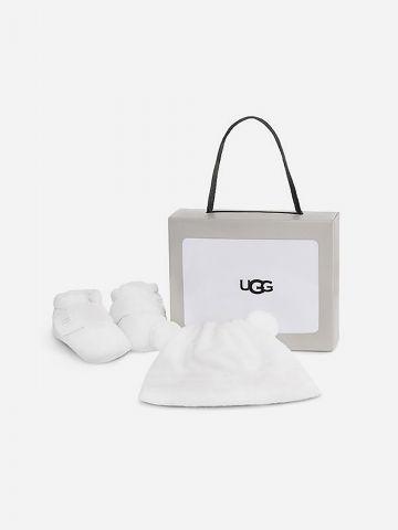סט מגפיים למניעת החלקה וכובע / בייבי בנים של UGG