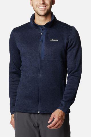 ג'קט פליז Weather Fleece Full Zip Jacket / גברים של COLUMBIA