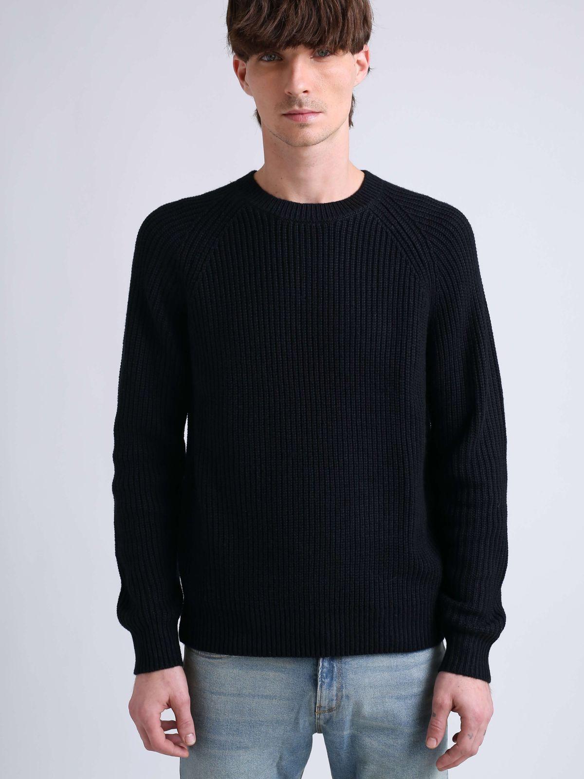 סוודר צמותסוודר צמות של UNIQLO