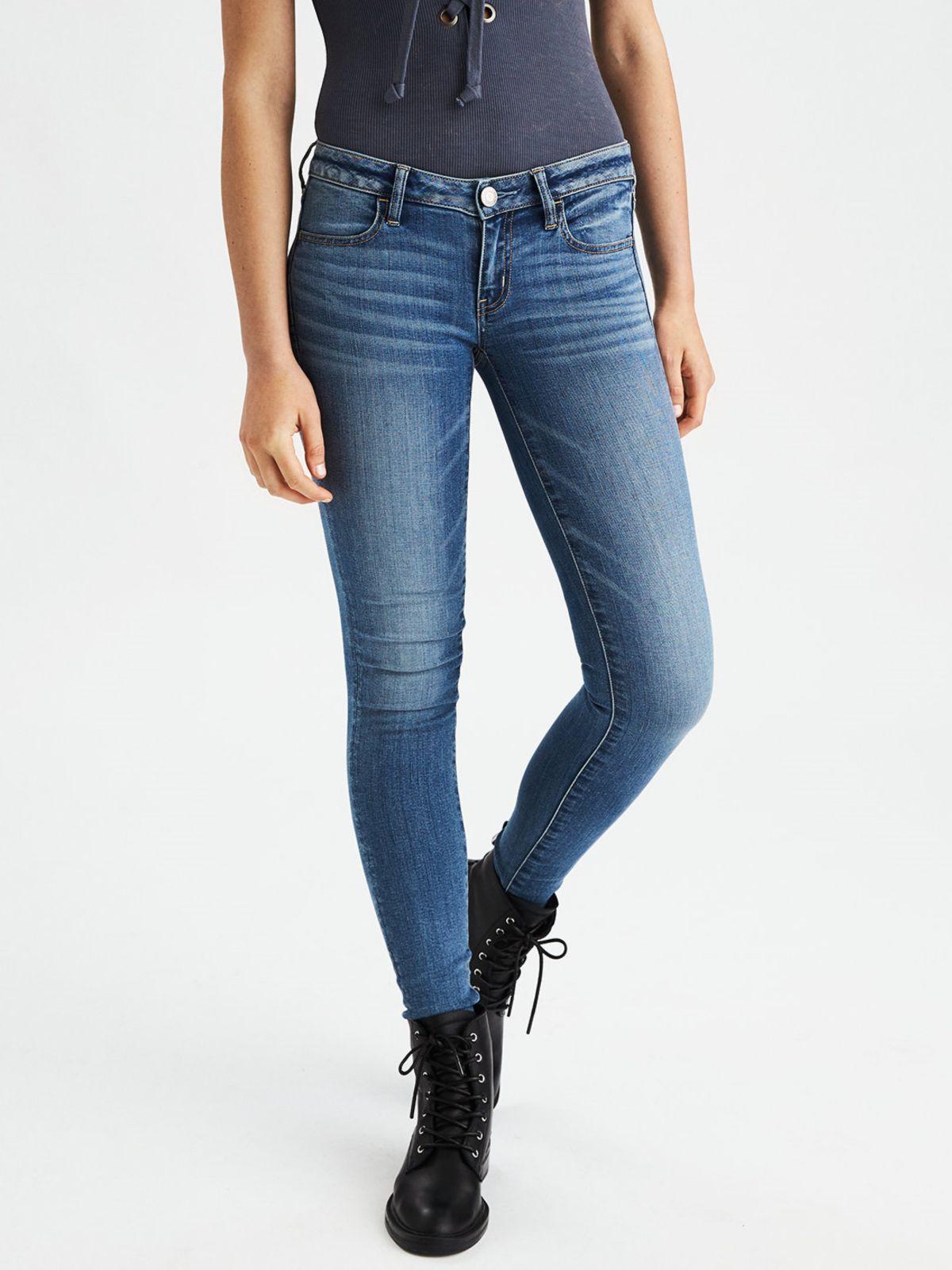 ג'ינס סקיני Super Stretchג'ינס סקיני Super Stretch של AMERICAN EAGLE