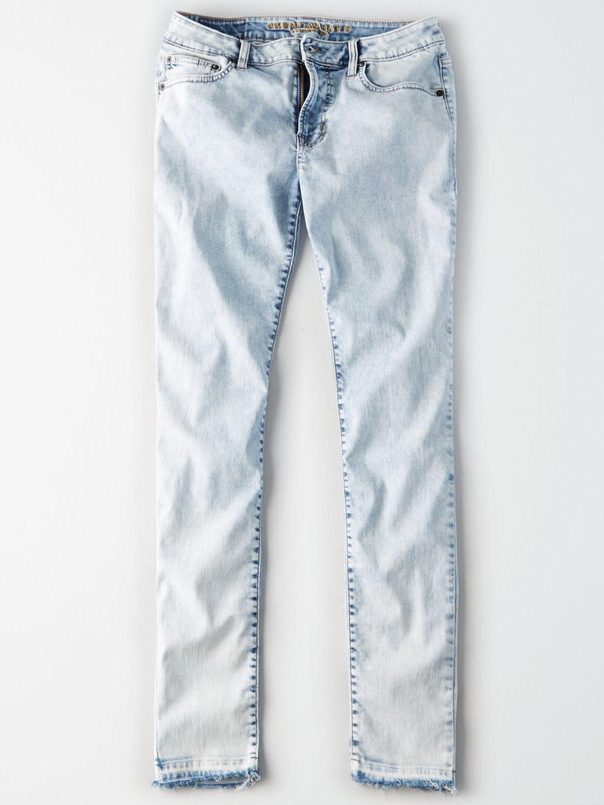 ג'ינס סקיני אסיד ווש בהיר Extreme Flex / גבריםג'ינס סקיני אסיד ווש בהיר Extreme Flex / גברים של AMERICAN EAGLE
