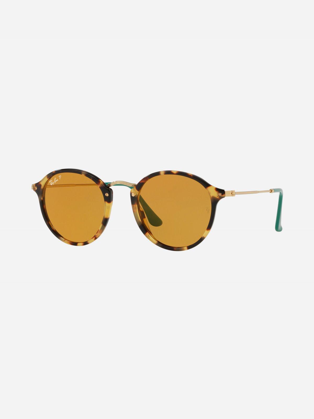 משקפי שמש עגולים עם מסגרת פלסטיק Round Classicמשקפי שמש עגולים עם מסגרת פלסטיק Round Classic של RAY-BAN
