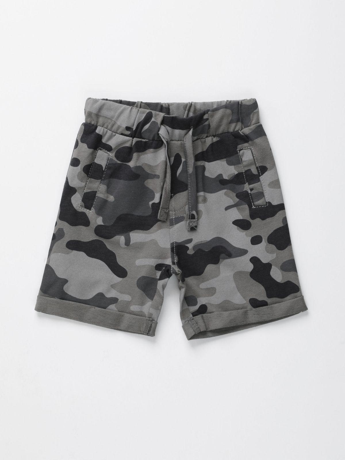 מכנסי טרנינג ברמודה / בייבי בניםמכנסי טרנינג ברמודה / בייבי בנים של FOX