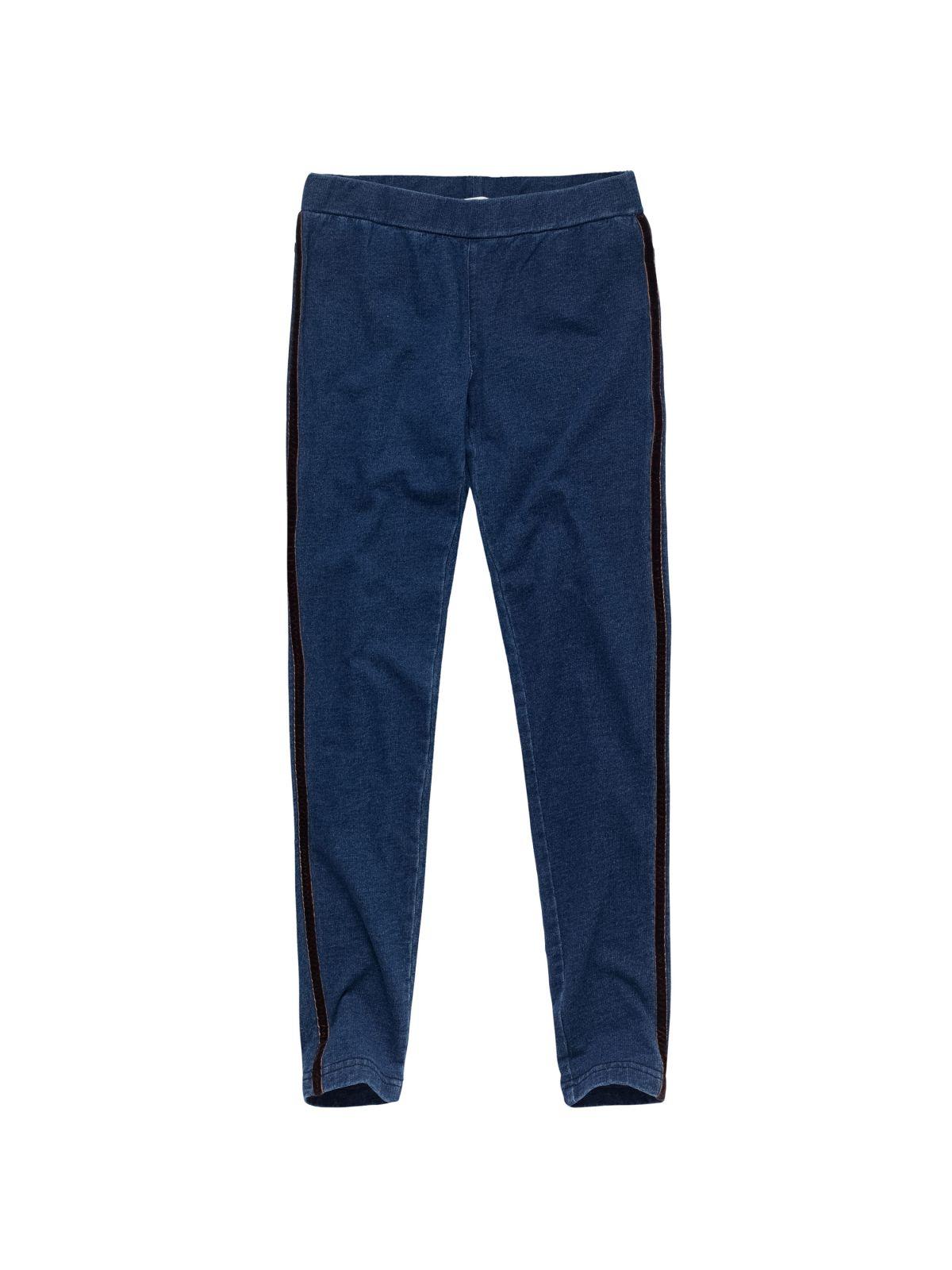 מכנסיים דמוי ג'ינס עם סטריפים / בנותמכנסיים דמוי ג'ינס עם סטריפים / בנות של FOX