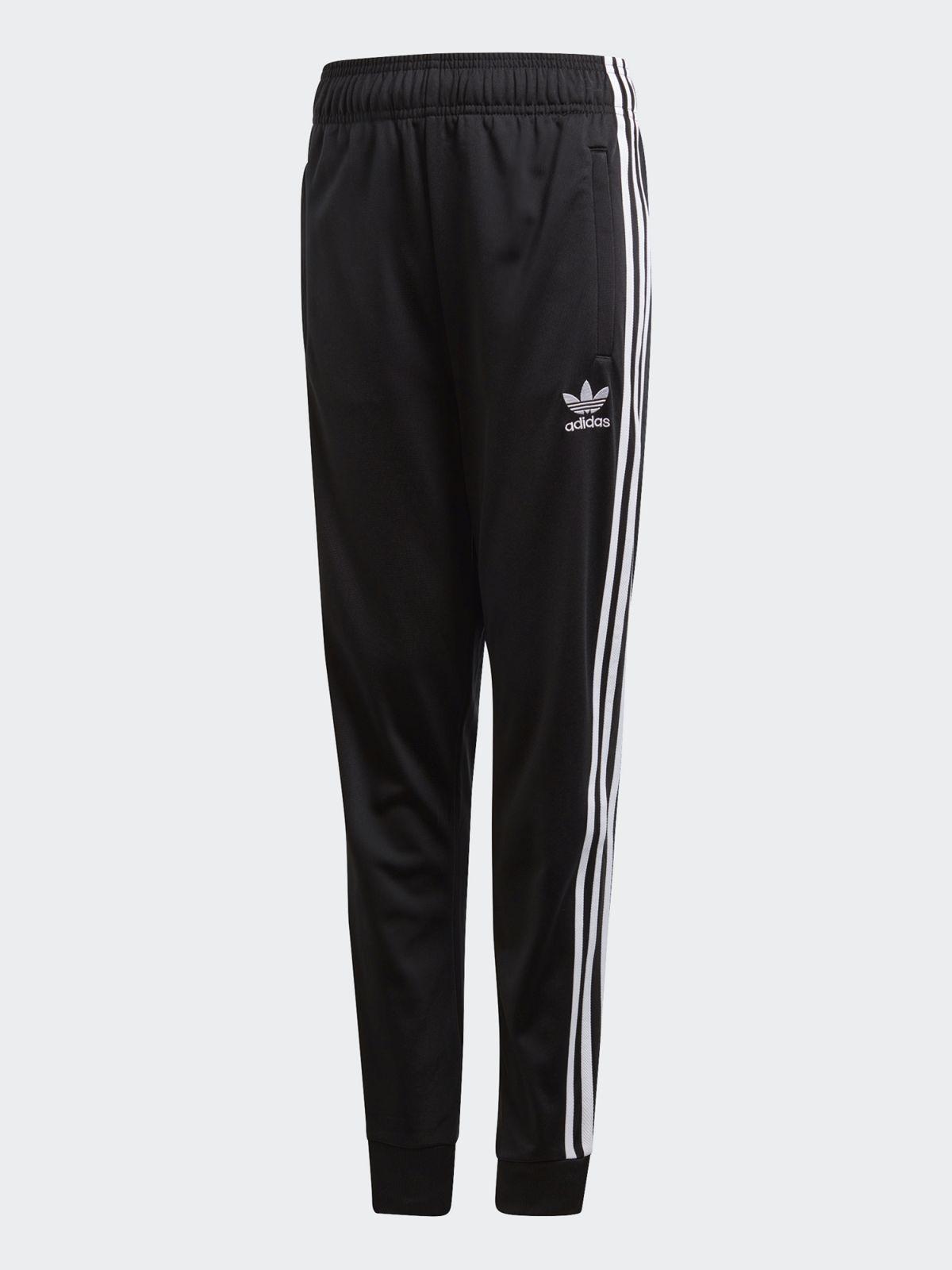 מכנסי טראק עם פסי המותג / בניםמכנסי טראק עם פסי המותג / בנים של ADIDAS Originals