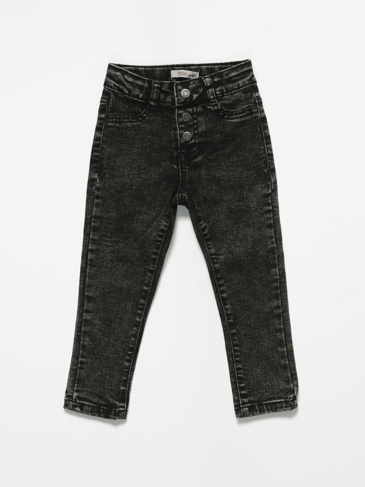 ג'ינס אסיד ווש ארוך / בנותג'ינס אסיד ווש ארוך / בנות של FOX