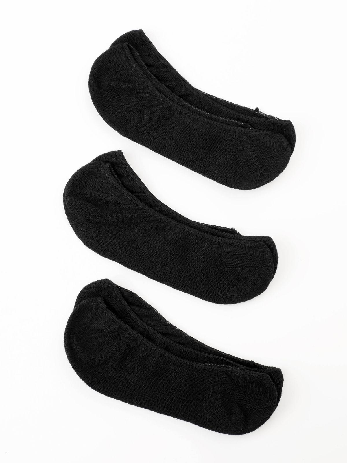 מארז 3 גרביים נמוכים / נשים של FOX