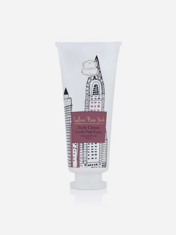 קרם גוף סדרת ניו יורק״ Vanilla Pink Pepper״