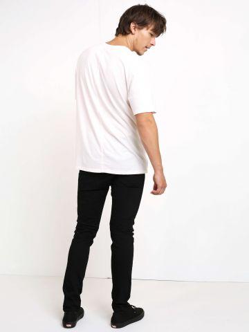ג'ינס סקיני סלים 519