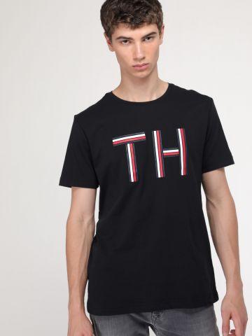 טי שירט לוגו TH