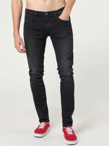 ג'ינס סקיני עם הלבנה Luke
