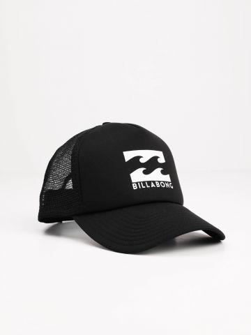 כובע מצחייה הדפס לוגו