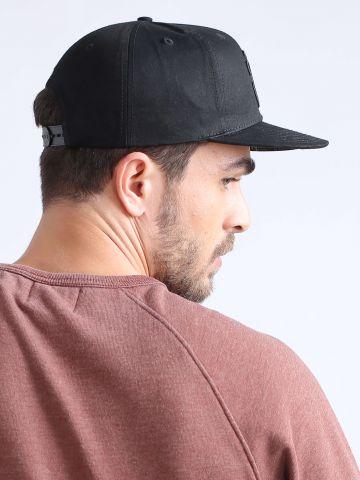 כובע מצחיה עם רקמה