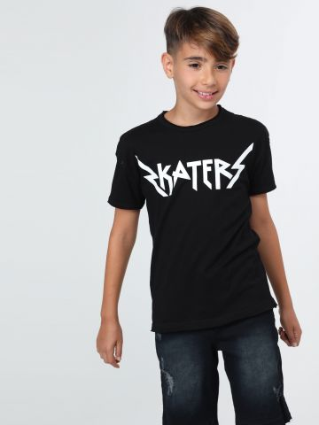 טי שירט Skaters / בנים
