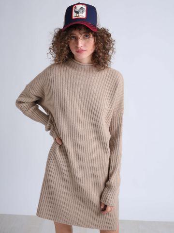 שמלת סוודר ריב