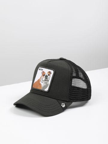 כובע מצחייה עם פאץ' בולדוג Butch